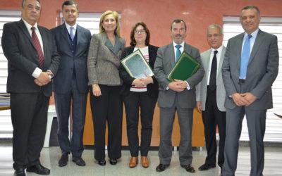 BERGÉ firma un acuerdo de colaboración con el Instituto de Formación Portuaria de Marruecos