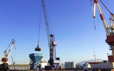 BERGÉ opera en Santander y Bilbao los mejores puertos del mundo en graneles
