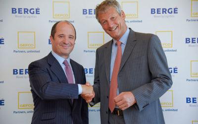BERGÉ y GEFCO crean una alianza para el desarrollo de la logística del automóvil en España