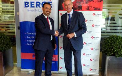 BERGÉ se incorpora como socio colaborador a la Federación Vizcaína de Empresas del Metal