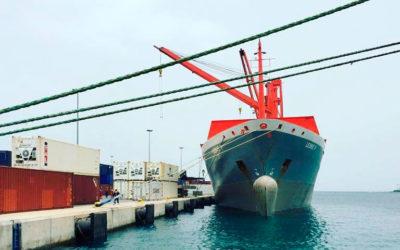 Transinsular abre nueva escala en Algeciras para cubrir el transporte de mercancías desde Andalucía