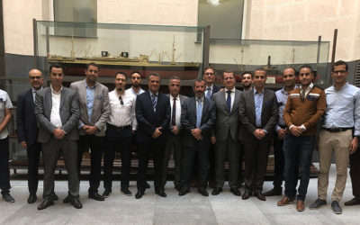Professionals of the National Ports Agency of Morocco carry out a training program with BERGÉ