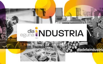 BERGÉ colabora con el Día de la Industria