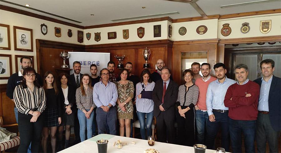 BERGÉ y la Universidad de Cantabria clausuran la II edición del Máster en Gestión del Negocio Marítimo y Logística Asociada