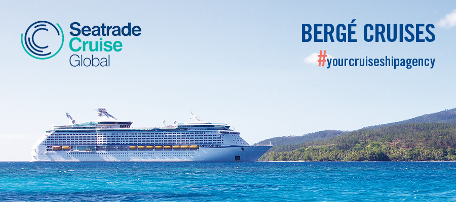 BERGÉ consigns 16% of the cruises arriving in Spain