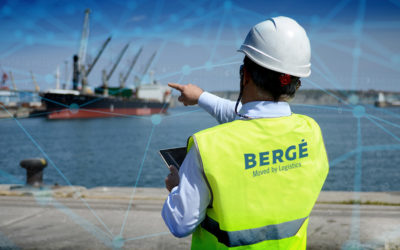 "BERGÉ leads the ""Estiba+ 2022"" project for the digitalization of spanish ports, financed by the CDTI"