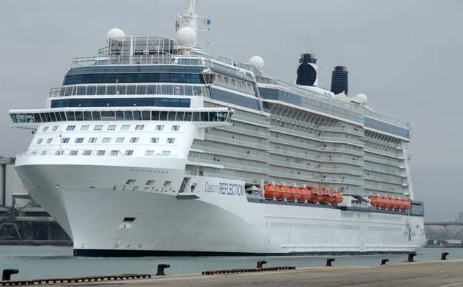 BERGÉ, the preferred cruise ship operator of Spain's major ports