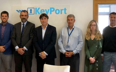 BERGÉ presents the KeyPort project which seeks to transform Port 4.0 operations