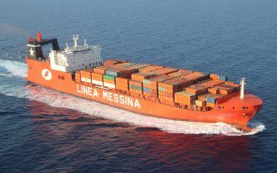 BERGÉ consignará los buques de Messina