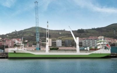 Euroaméricas reinforces its shipping services between Bilbao and the Unites States