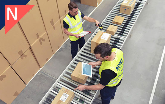 Logistics 4.0 technology increases the competitiveness of our clients