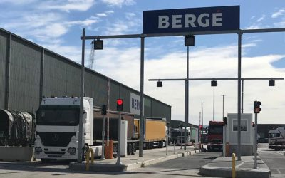 BERGÉ promotes digitalisation with its new automated terminal in the port of Bilbao