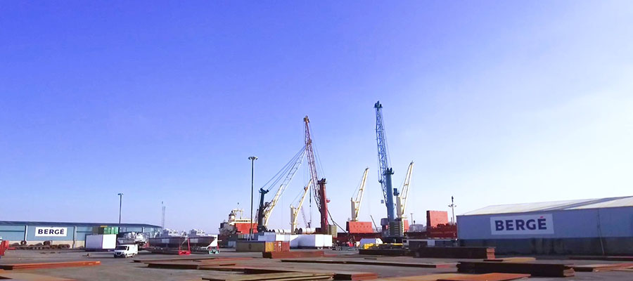 BERGÉ and ECL intensify regular line service between Spain and the Caribbean to boost business activity