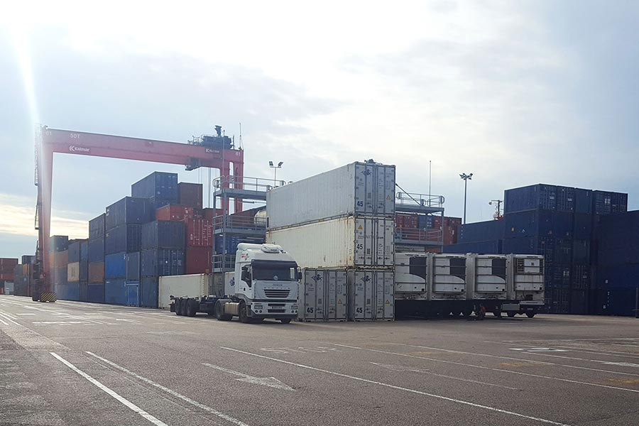 BERGÉ takes a step forward in its digitisation and automates its services as a freight forwarder