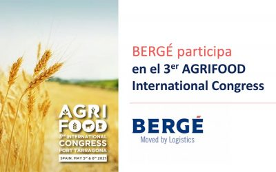 BERGÉ plays active role in the Agrifood International Congress