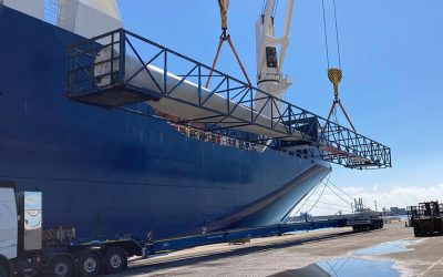 BERGÉ extends its project cargo service in China and India