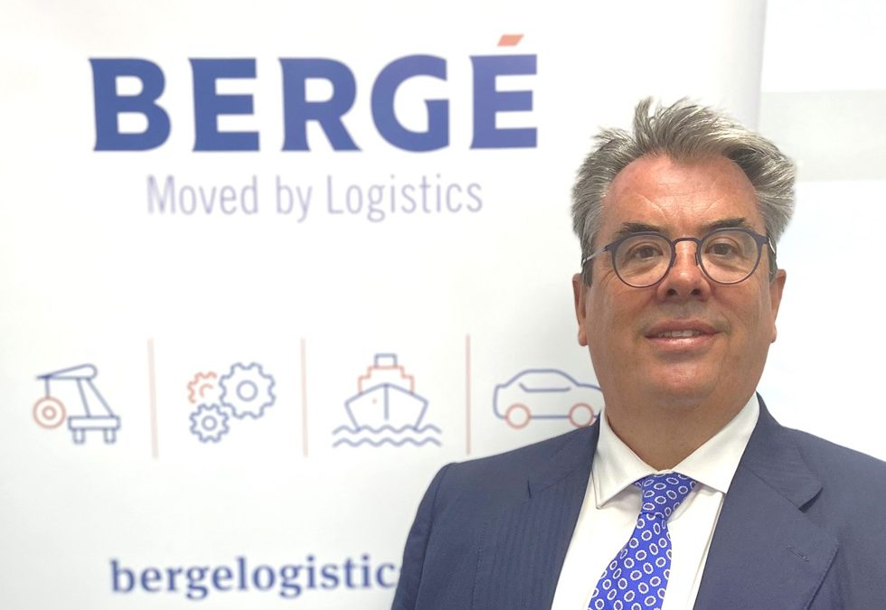 Francisco José Oviedo Raposo, BERGÉ's new General Manager of Client Relations